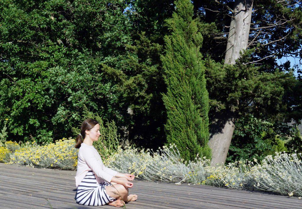 Meditation  Gleichmut Innere Ruhe